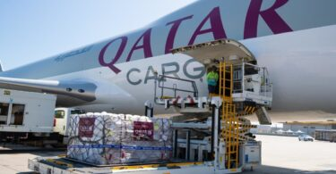 Qatar Airways fa lliures subministraments mèdics essencials a l'Índia