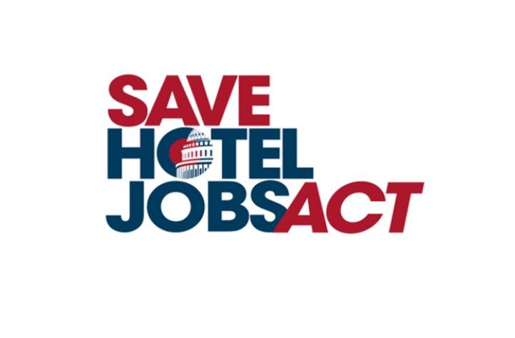 ASV ceļojumu un franšīzes nozares atbalsta Save Hotel Jobs Act