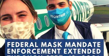 अमेरिकी यात्रा संघीय मुखौटा जनादेश के विस्तार की प्रशंसा करती है