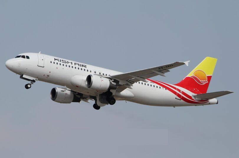 Die iranische Kish Air startet Flüge nach Kasachstan