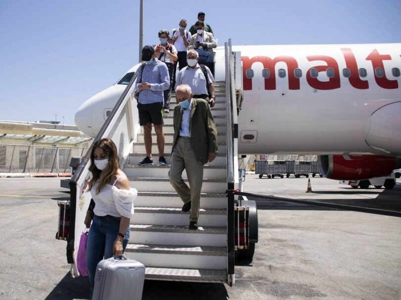 Malta to open its borders to tourists in June 2021
