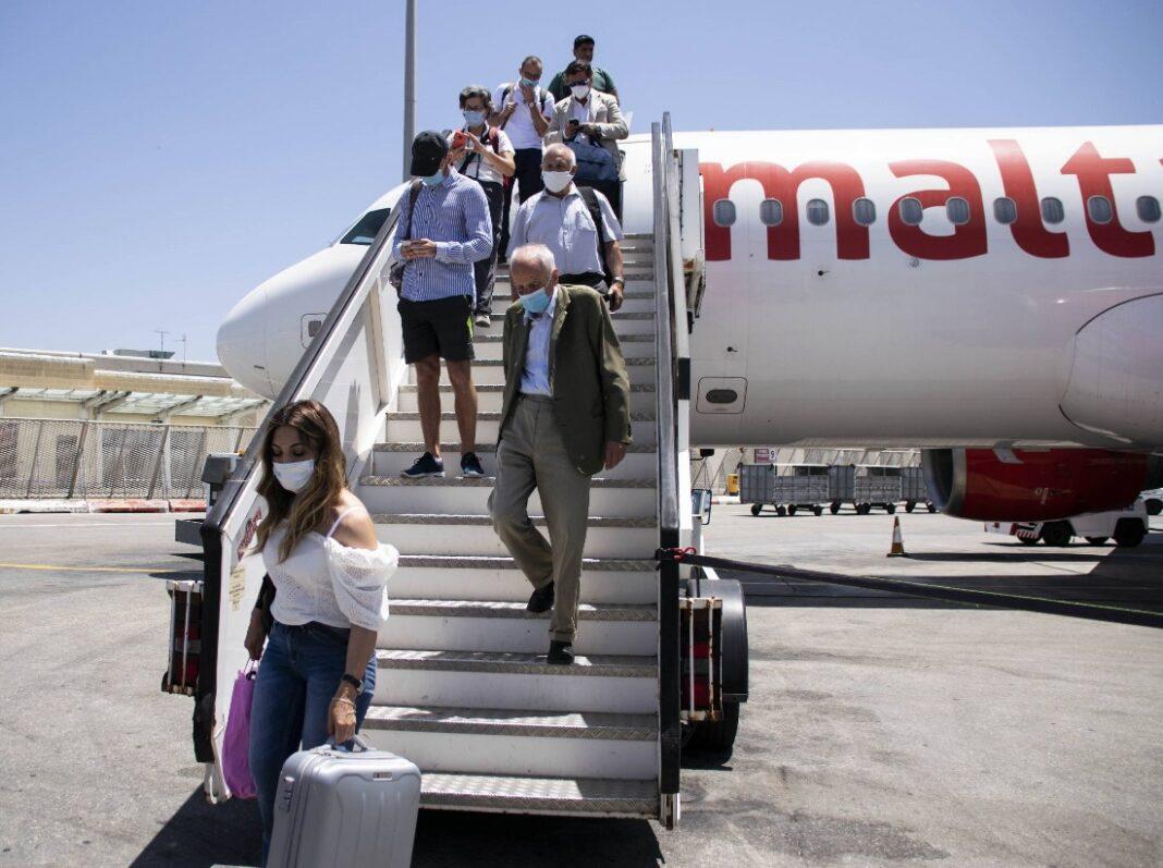 Malta aprirà le sue frontiere ai turisti nel giugno 2021
