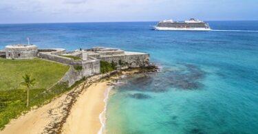 Limited res per annos Vikingus restarts Bermuda, Islandie et UK cruise