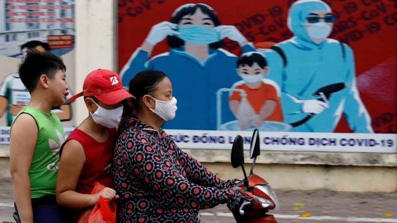 Aliena peregrinatores ad parare reditus Vietnam