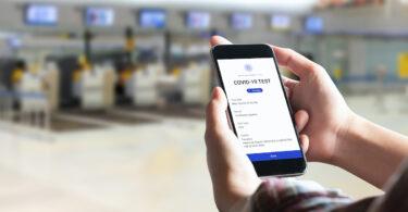 旅行者の9人中10人がデジタルヘルスパスポートを快適に使用できます