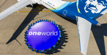 Alaska Airlines slutter sig officielt til oneworld-alliancen