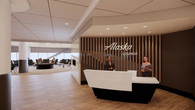 Alaska Airlines ще отвори салон на международното летище в Сан Франциско
