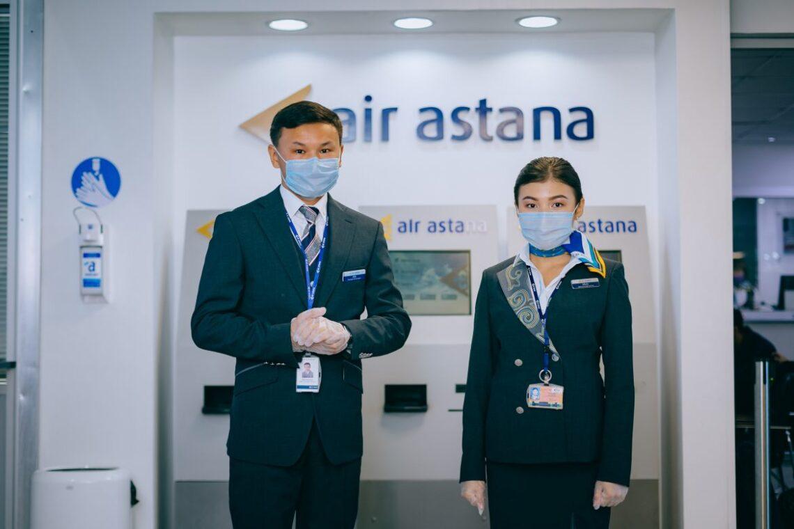 Air Astana lanza o servizo Meet & Greet
