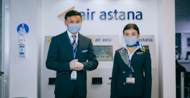 Air Astana lancia u serviziu Meet & Greet