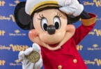Disney Cruise Line se Disney Wish word lewendig