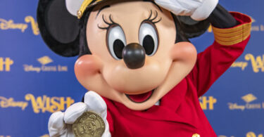 Disney Wish di Disney Cruise Line vene in vita