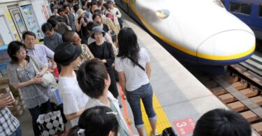 U turismu di a China hà da rascillà 195 miliardi di dollari in a prima metà di u 2021