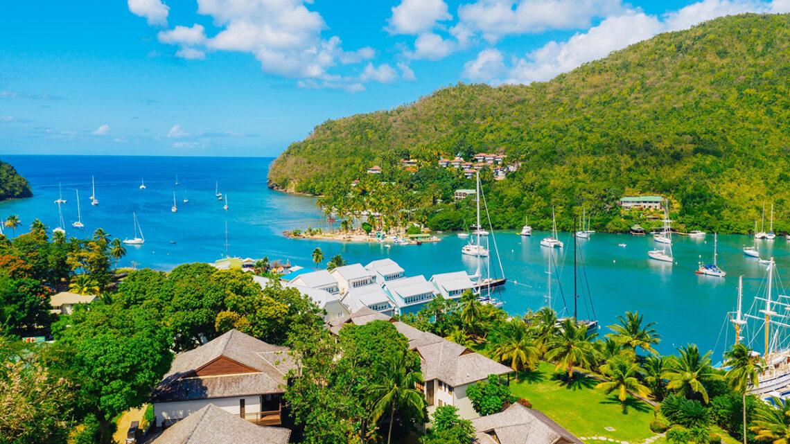 Saint Lucia magával ragadó, meghosszabbított tartózkodási programot indít