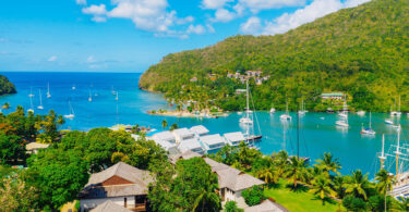 Saint Lucia hleypir af stað grípandi áætlun um lengri dvöl