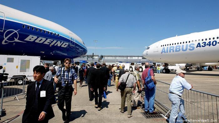 EU-USA-toldsuspension foreslået for at løse Boeing-Airbus-rækken