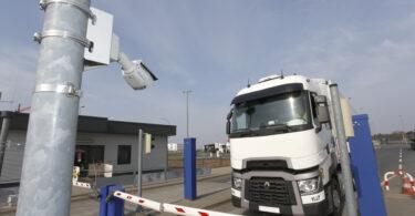 Fraport- ը Ֆրանկֆուրտի օդանավակայանի CargoCity South- ում ներկայացնում է պետհամարանիշների ավտոմատ հայտնաբերում