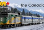 VIA Rail reanuda la parte Toronto-Winnipeg del canadiense