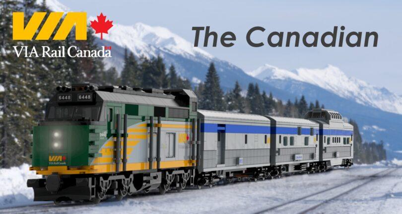 VIA Rail-ek Toronto-Winnipeg kanadarraren zatia berreskuratzen du
