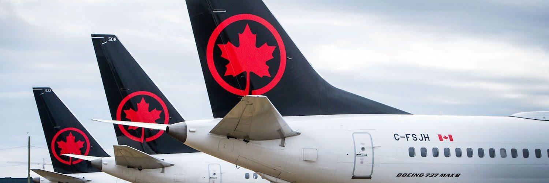 Air Canada და კანადის მთავრობა აფორმებენ ხელშეკრულებებს ლიკვიდურობის პროგრამის შესახებ