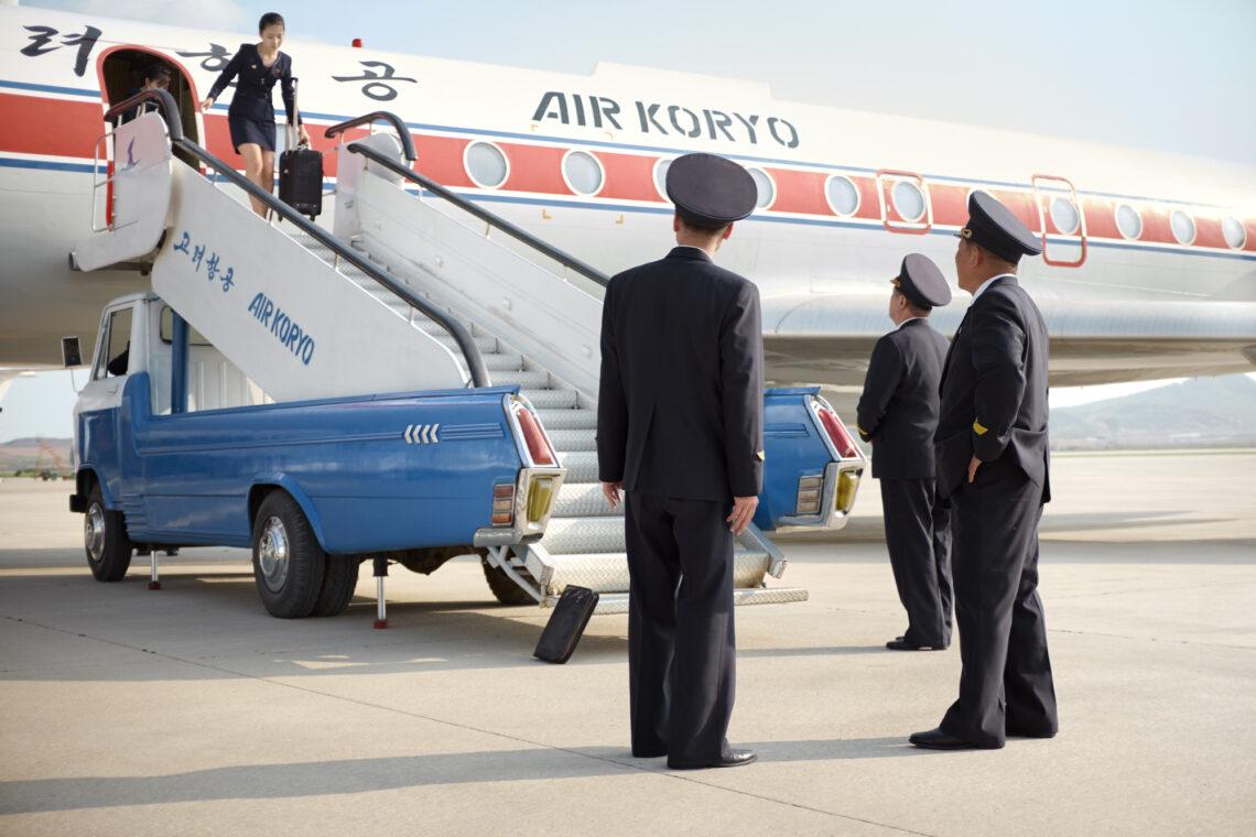 Inanunsyo ng North Korean Air Koryo na ipagpatuloy ang mga flight ng China