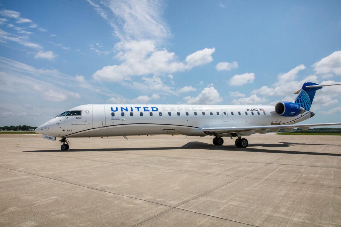 GoJet Airlines liittyy United Airlinesin Aviate-pilottiohjelmaan