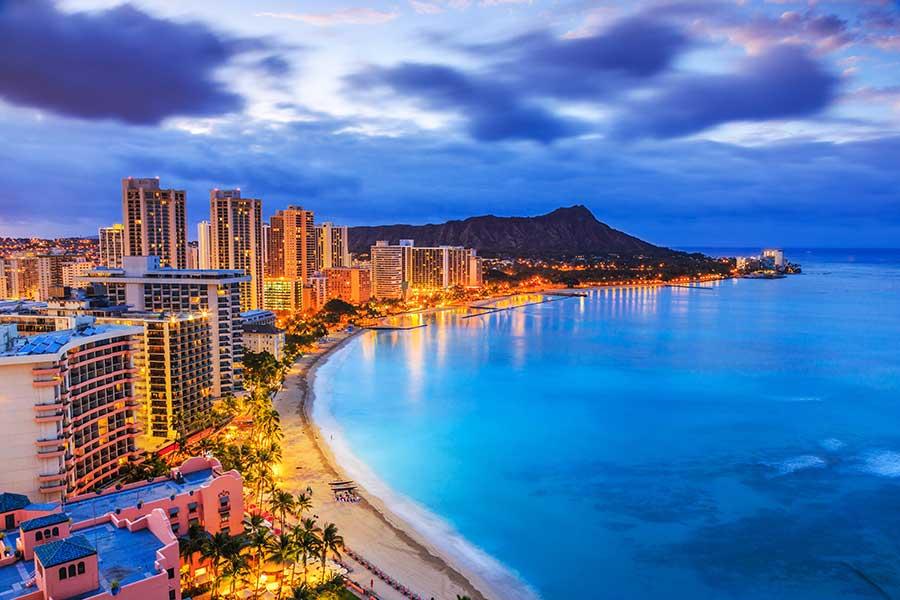 Amerik pale: Hawaii se ofisyèlman eta a pi byen