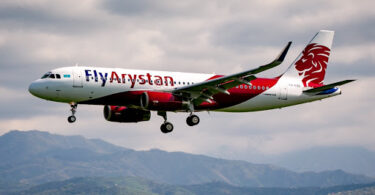 FlyArystan launches international service to Georgia