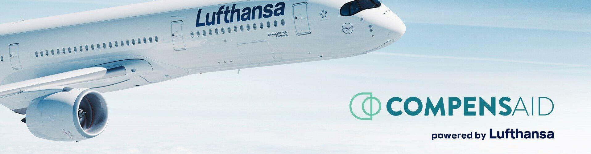 Fiaramanidina tsy miandany amin'ny karbona - Lufthansa Compensaid efa azon'ny mpanjifa orinasa izao