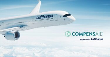 Carbon neutral flying – Lufthansa Compensaid now available to corporate customers