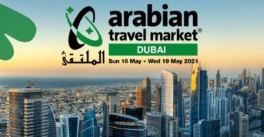 Viimeiset valmistelut vuoden 2021 Arabian Travel Market -tapahtumaan Dubaissa