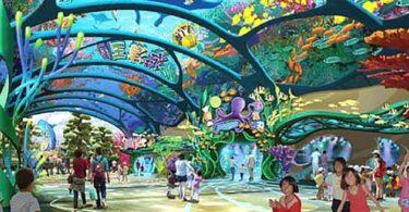 Il en coûtera 17.8 millions de dollars pour nettoyer le plus grand parc à thème du monde