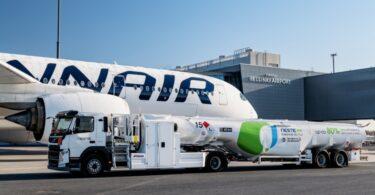 Neste و Finnair راه حل سوخت پایدار هواپیمایی را برای کاهش انتشار سفرهای تجاری ارائه می دهند