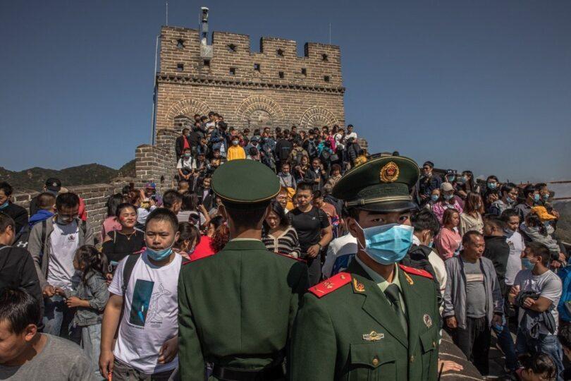 چین اقدامات سخت ضد COVID را قبل از تعطیلات در مکانهای گردشگری آغاز می کند