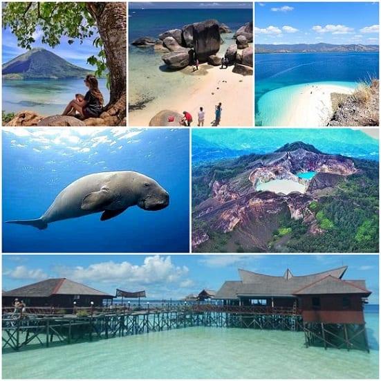 Seychelský bývalý ministr cestovního ruchu přemístil indonéský cestovní ruch
