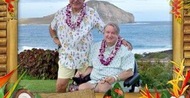 In poerbêst handicapfreonlik barren yn Hawaï