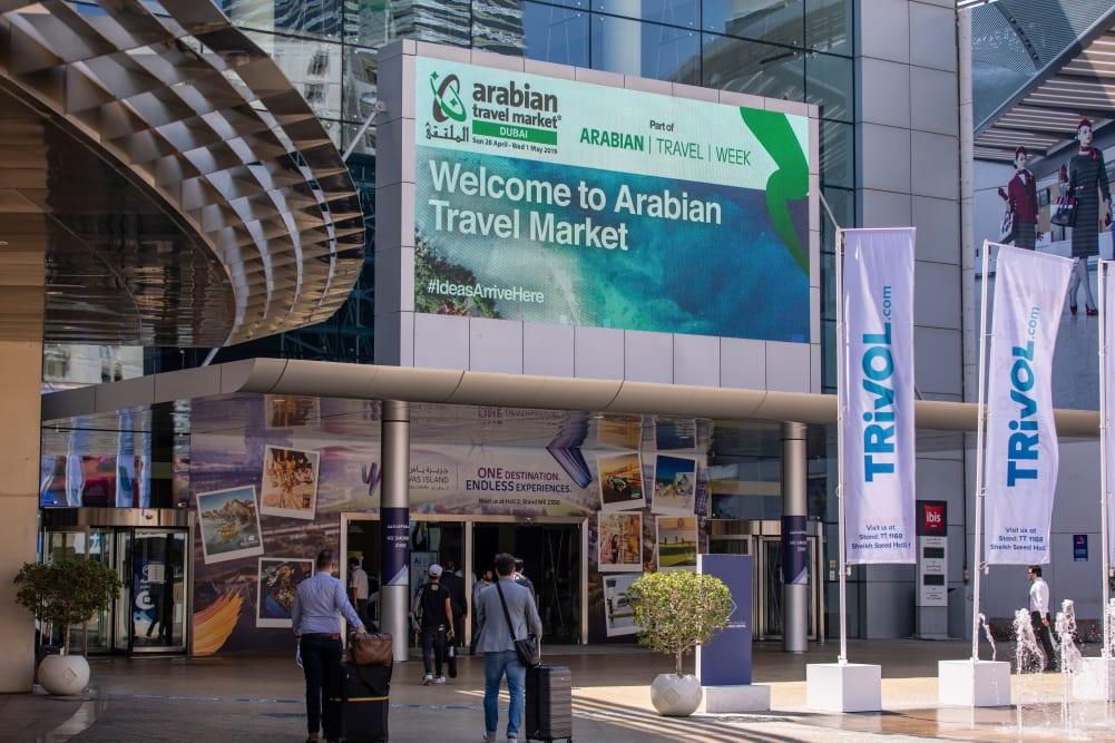 COVID stopper ikke global deltakelse på Arabian Travel Market