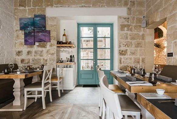 Gesogte 2021 MICHELIN Guide Malta bekroon sterre aan nog twee restaurante