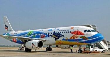Bangkok Airways viivästyttää uusia reittejä syksyyn kolmannen COVID-aallon vuoksi