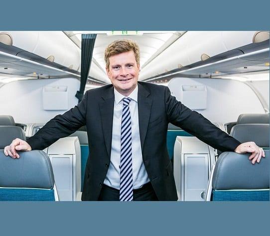 British Airways zuzendari nagusiak abiazioaren etorkizunari buruzko ikuspegia