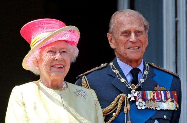 Hendes Majestæt Dronningen annoncerer prins Philip, hertugen af Edinburgh, død