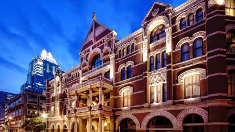 قدیمی ترین هتل در آستین تگزاس: هتل دریسکیل