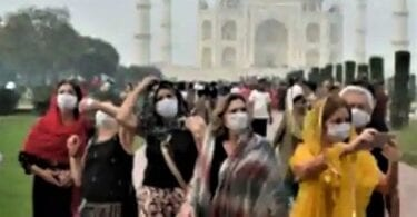 למרות חיסון COVID מטיילים בהודו המחפשים יעדים מקומיים בטוחים