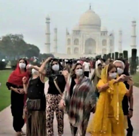 على الرغم من لقاح COVID ، فإن المسافرين في الهند يبحثون عن وجهات محلية آمنة