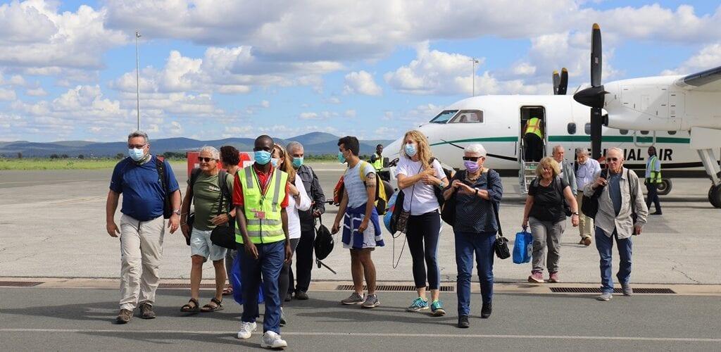 Turis Israel arep ngunjungi Tanzania sawise pandemi Covid-19 sing parah
