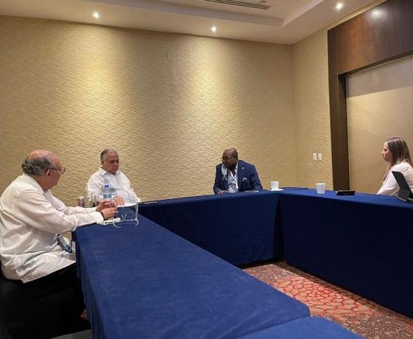 O Jamaica o loʻo taʻitaʻia talanoaga eseese o turisi i le WTTC Global Summit