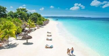 Ямайка дахь Sandals Resorts амралт сувиллын газрууд нэмэгдлээ