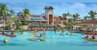Největší světový surfovací vlnový bazén, kam jinde?