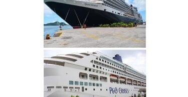 Wiederaufnahme der Kreuzfahrtschiffe auf den Seychellen