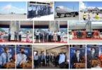 Inauguralis de fuga in Aeroflot tangit Seychelles