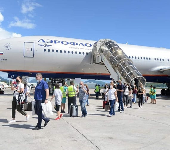 Aeroflot فرکانس سوم را در مسیر سیشل اضافه می کند